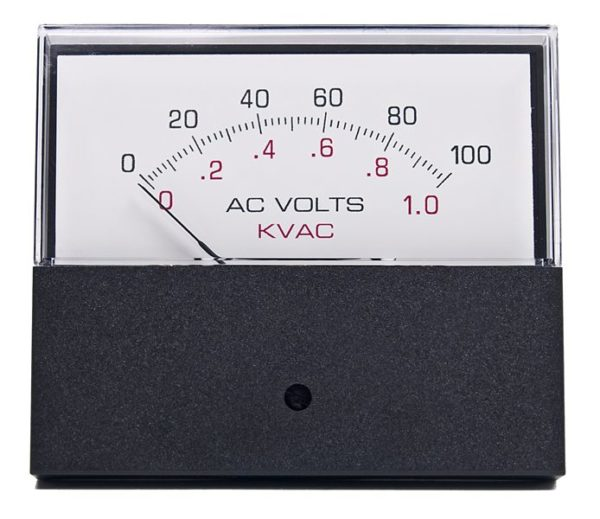 Horizon Line AC Voltmeters Analog