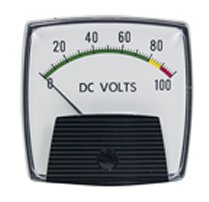 Big Look DC Voltmeter