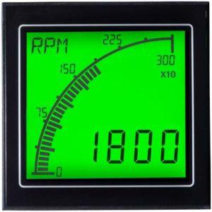Trumeter Rate Meter