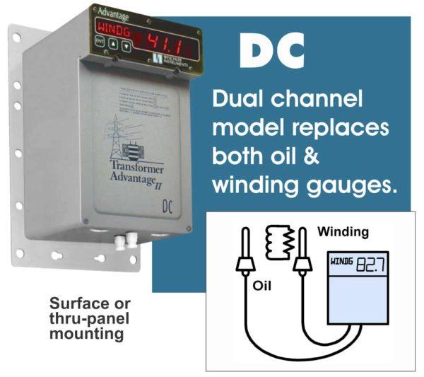 Transformer Advantage DC