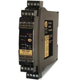 DC to DC Splitter / Isolator / Transmitter - API