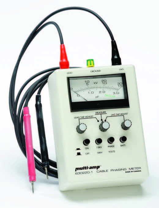 Megger Cable Phasing Meter