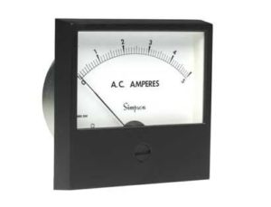 Simpson Rugged Seal Analog Meter