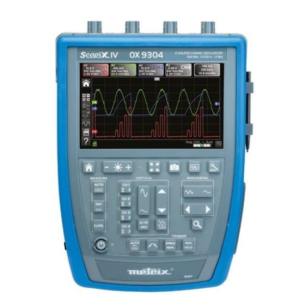 AEMC-OX-9304 Portable Hand-Held Oscilloscope