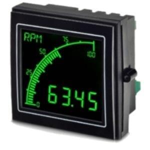 LCD Panel Meter