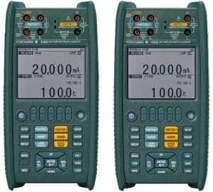 Multi-Function Process Calibrators