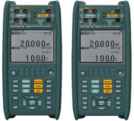 Multi-Function Process Calibrators
