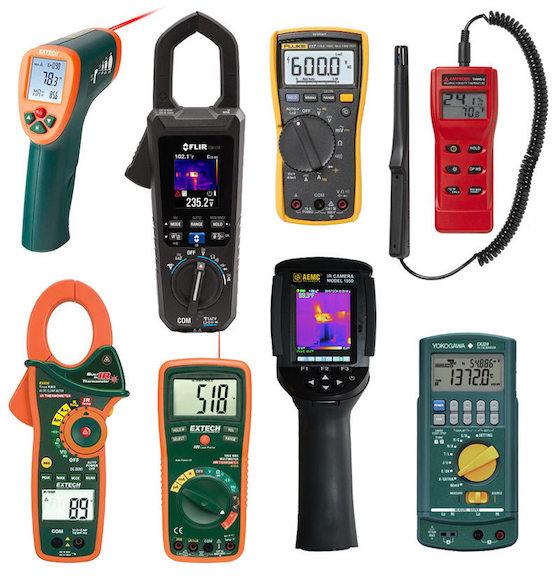 Handheld Test Meters